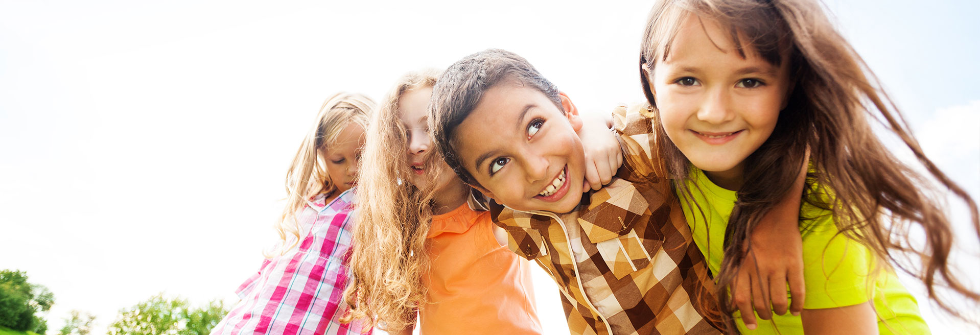 Kids smiling - Pediatric Dentist in San Angelo, TX