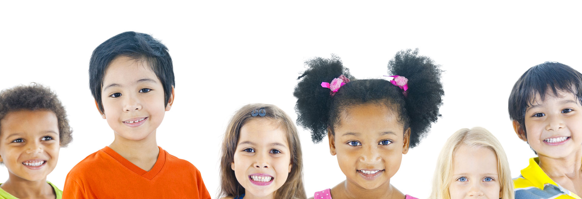 Happy group of kids - Pediatric Dentist in San Angelo, TX